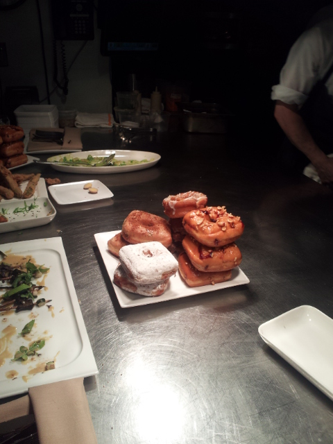 Round 2 of doughnuts