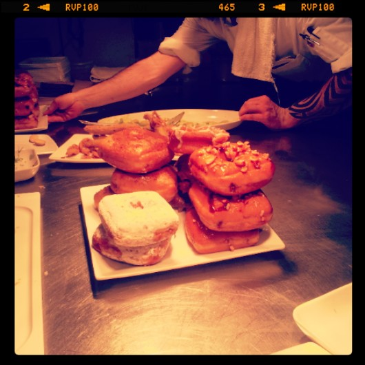 Doughnuts galore!